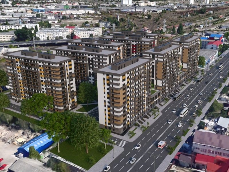Apartament nou de vanzare, 2 camere Decomandat  Poitiers -5