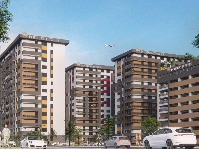 Apartament nou de vanzare, 2 camere Decomandat  Poitiers -6