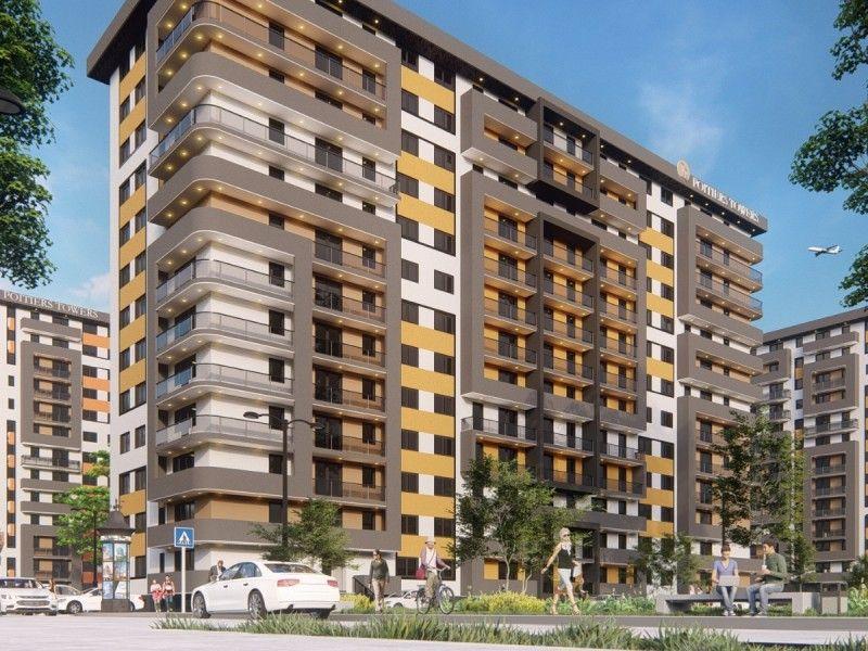 Apartament nou de vanzare, 2 camere Decomandat  Poitiers -9