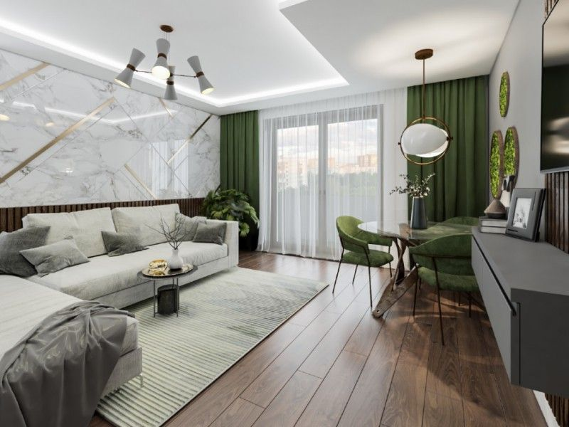Apartament nou de vanzare, 2 camere Decomandat  Poitiers -11