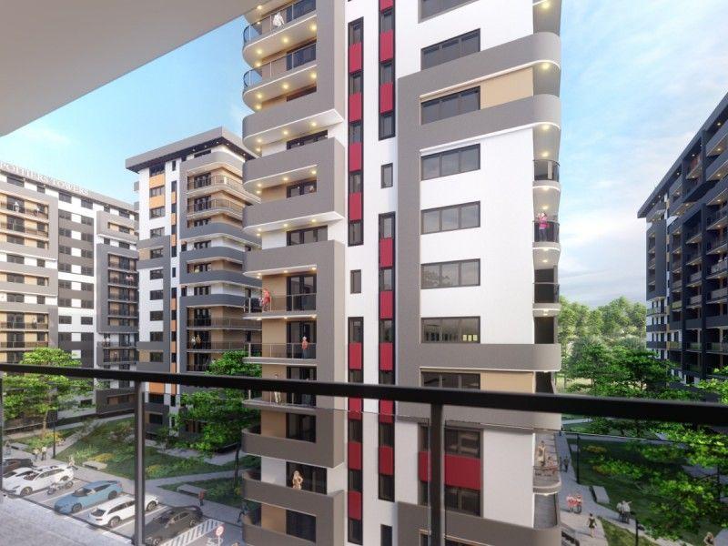 Apartament nou de vanzare, 2 camere Decomandat  Poitiers -17