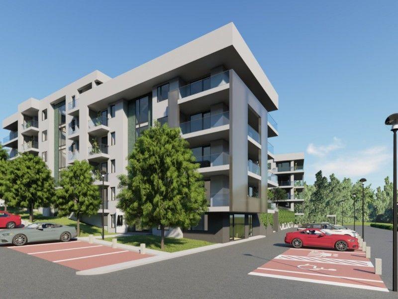 Apartament nou de vanzare, 2 camere Decomandat  Popas Pacurari -1