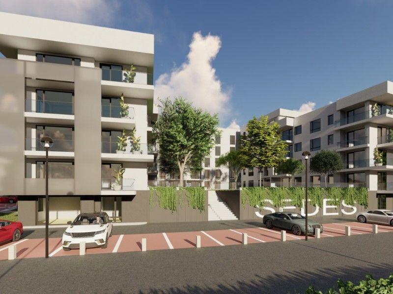 Apartament nou de vanzare, 2 camere Decomandat  Popas Pacurari -2