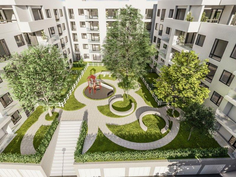 Apartament nou de vanzare, 2 camere Decomandat  Popas Pacurari -6