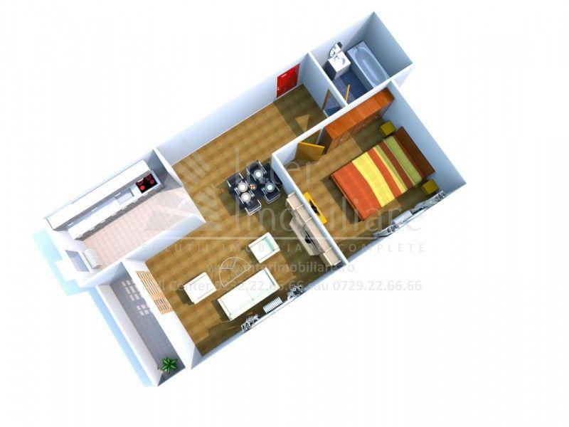 Apartament nou de vanzare, 2 camere Decomandat  Tatarasi -1