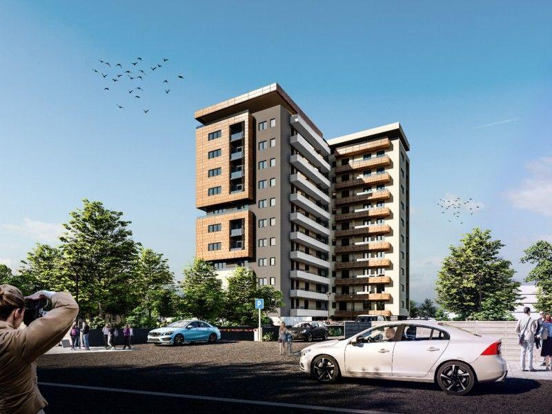 Apartament nou de vanzare, 2 camere Decomandat  Tatarasi -3