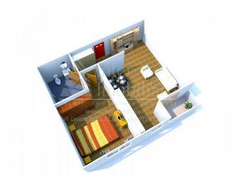 Apartament nou de vanzare, 2 camere Decomandat  Tatarasi