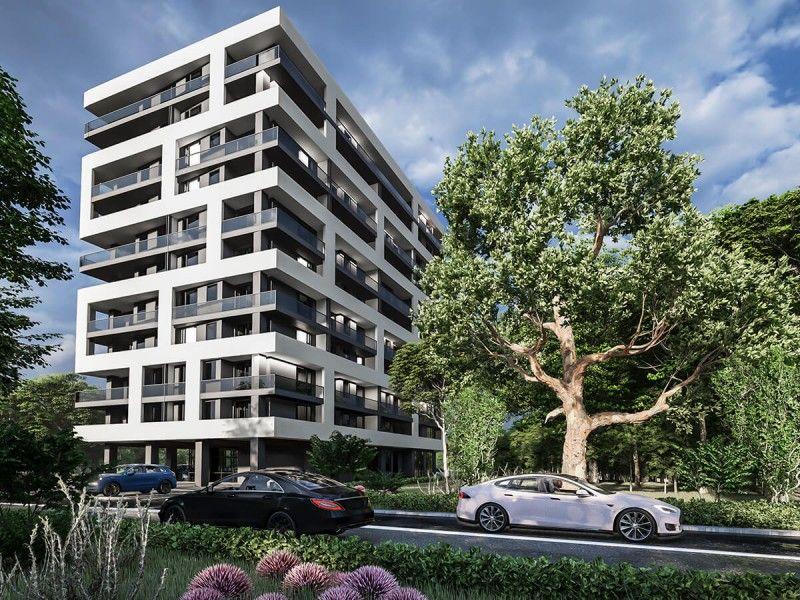 Apartament nou de vanzare, 2 camere Decomandat  Tatarasi -2