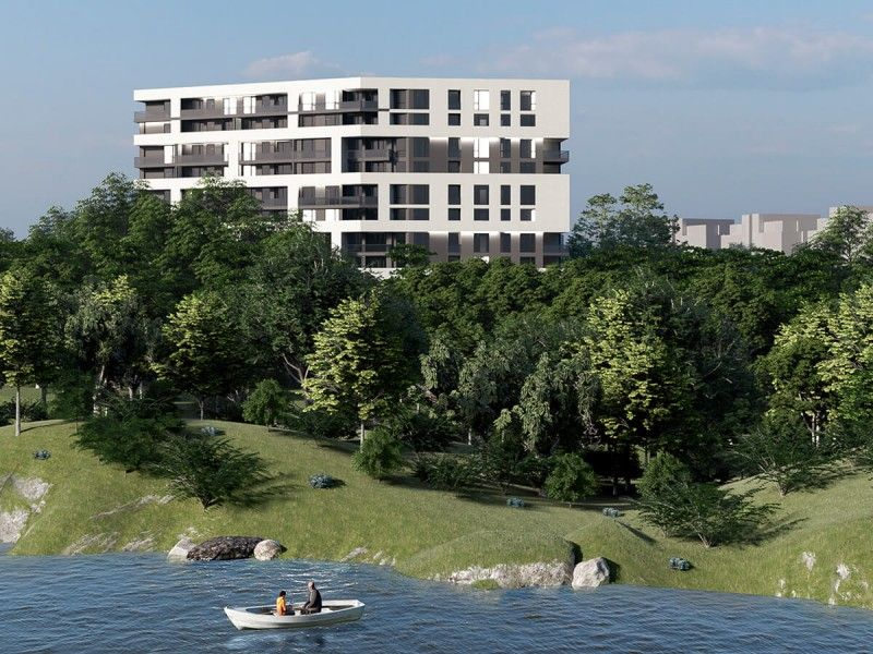 Apartament nou de vanzare, 2 camere Decomandat  Tatarasi -6