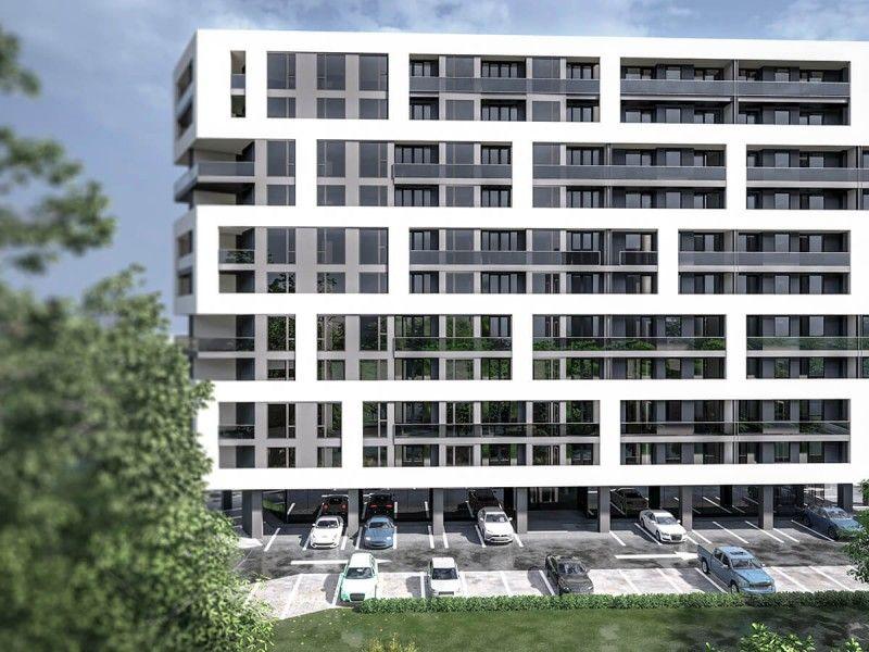 Apartament nou de vanzare, 2 camere Decomandat  Tatarasi -8