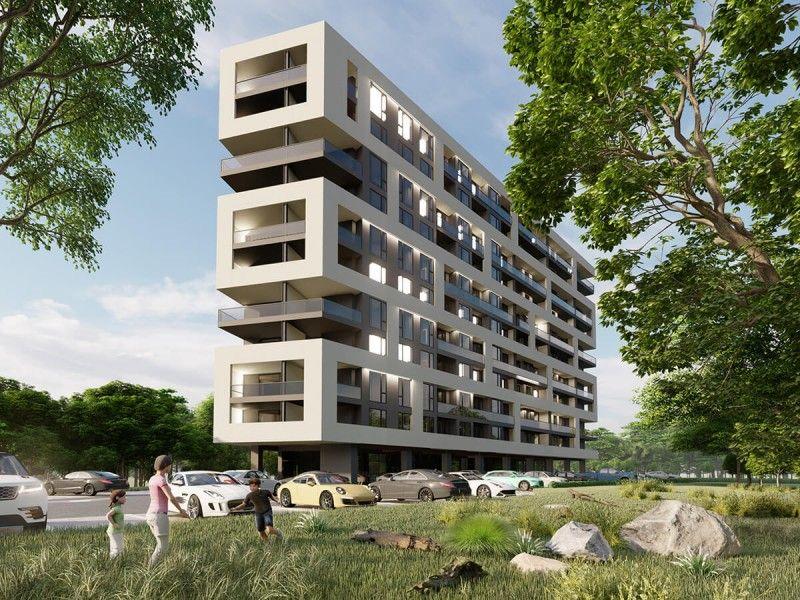 Apartament nou de vanzare, 2 camere Decomandat  Tatarasi -9