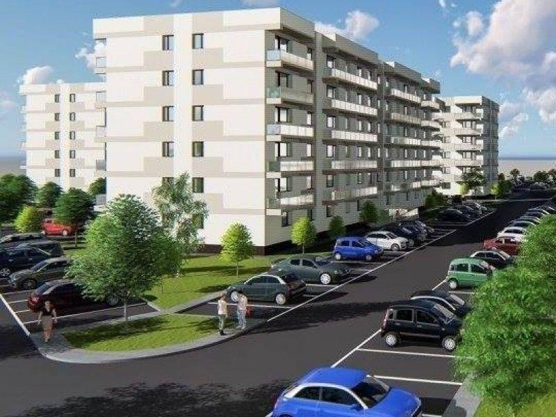 Apartament nou de vanzare, 2 camere Semidecomandat  Bucium -4