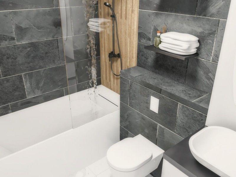 Apartament nou de vanzare, 2 camere Semidecomandat  Pacurari -15