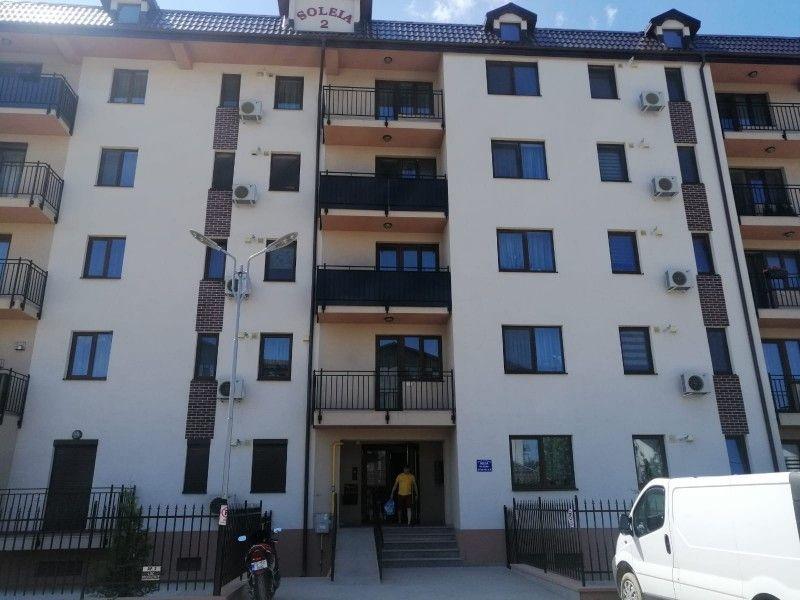 Apartament nou de vanzare, 2 camere Semidecomandat  Popas Pacurari -6