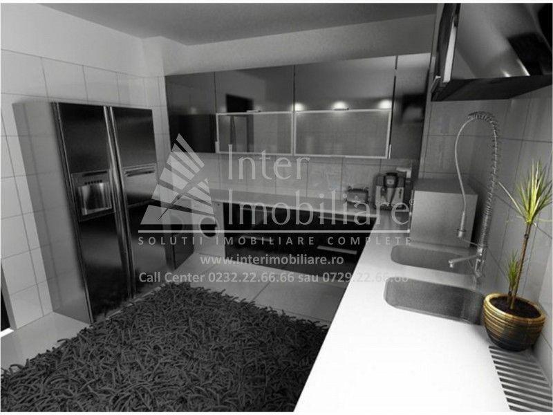 Apartament nou de vanzare, 3 camere Decomandat  Bucium -6