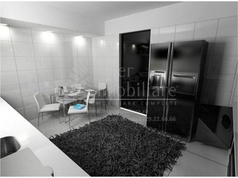 Apartament nou de vanzare, 3 camere Decomandat  Bucium -7