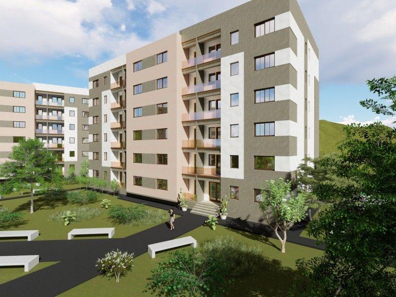 Apartament nou de vanzare, 3 camere Decomandat  Bucium -8