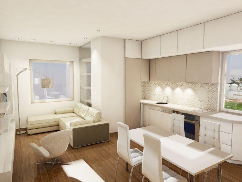 Apartament nou de vanzare, 3 camere Decomandat  Centru Civic -3