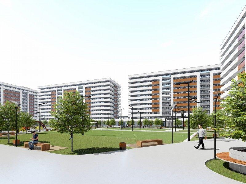 Apartament nou de vanzare, 3 camere Decomandat  Copou -2