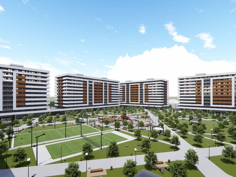 Apartament nou de vanzare, 3 camere Decomandat  Copou -3