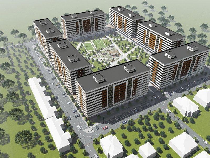 Apartament nou de vanzare, 3 camere Decomandat  Copou -4
