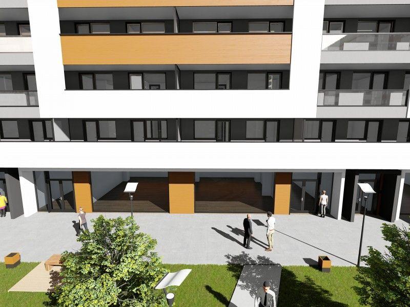 Apartament nou de vanzare, 3 camere Decomandat  Copou -5