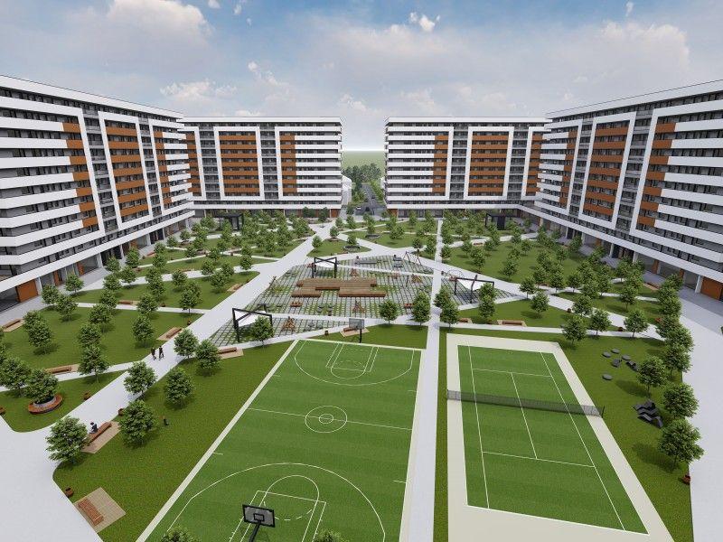 Apartament nou de vanzare, 3 camere Decomandat  Copou -10
