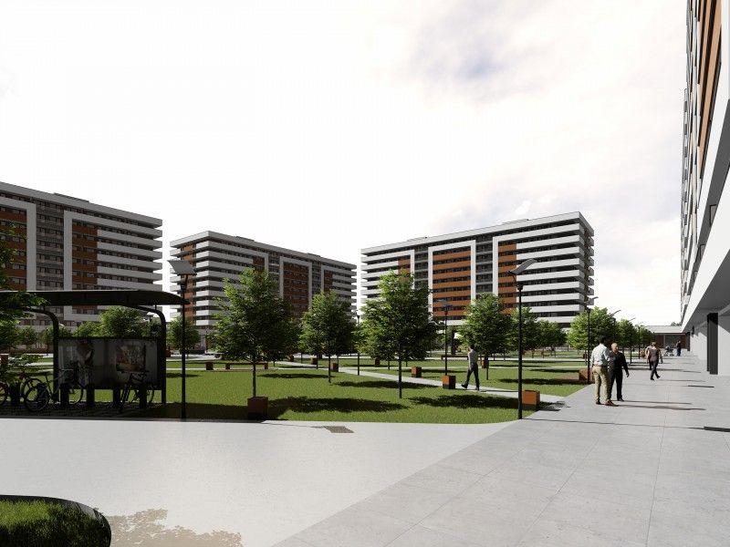 Apartament nou de vanzare, 3 camere Decomandat  Copou -12
