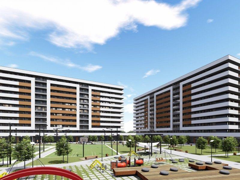 Apartament nou de vanzare, 3 camere Decomandat  Copou -13
