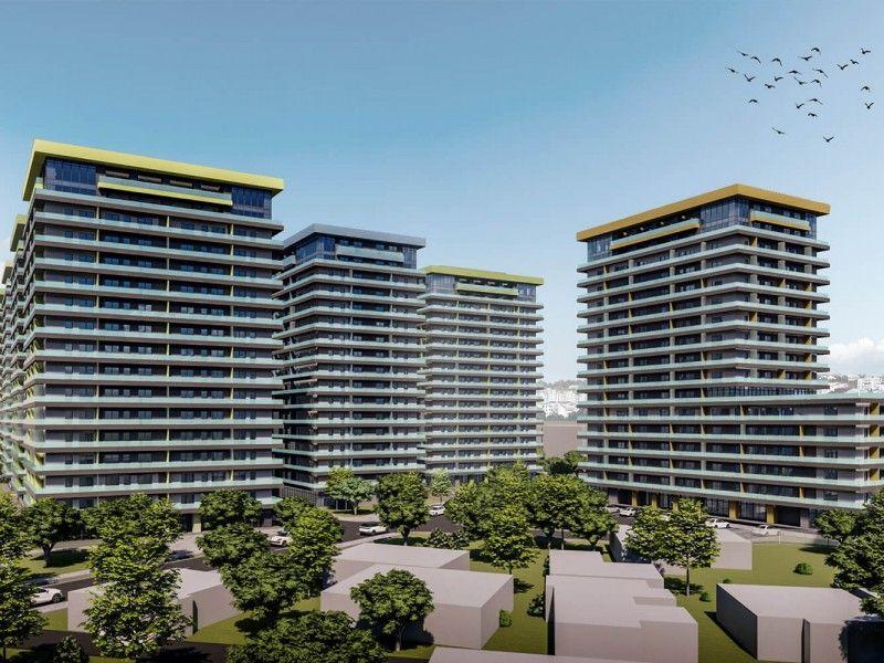 Apartament nou de vanzare, 3 camere Decomandat  Pacurari -2