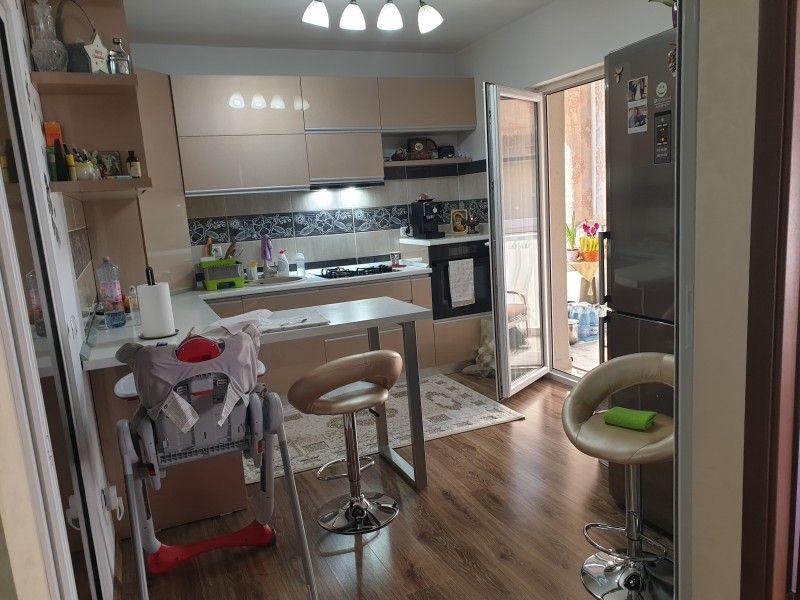 Apartament nou de vanzare, 3 camere Decomandat  Popas Pacurari -1