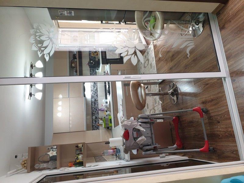 Apartament nou de vanzare, 3 camere Decomandat  Popas Pacurari -5