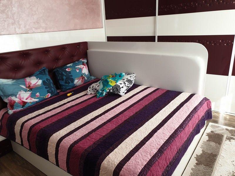 Apartament nou de vanzare, 3 camere Decomandat  Popas Pacurari -6