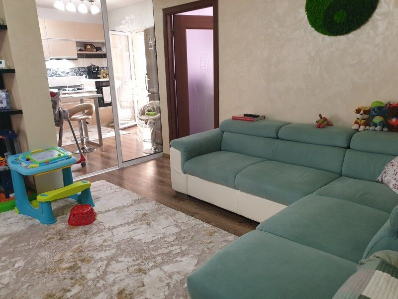 Apartament nou de vanzare, 3 camere Decomandat  Popas Pacurari -7