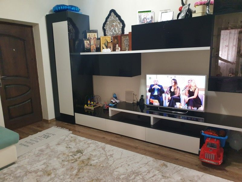 Apartament nou de vanzare, 3 camere Decomandat  Popas Pacurari -8