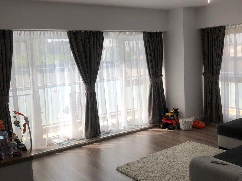 Apartament nou de vanzare, 3 camere Decomandat  Tudor Vladimirescu -1