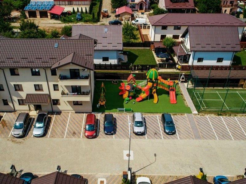 Apartament nou de vanzare, 3 camere Decomandat  Valea Lupului -8