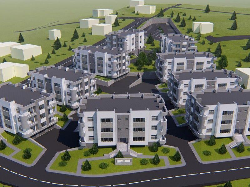 Apartament nou de vanzare, 3 camere Semidecomandat  Bucium -9