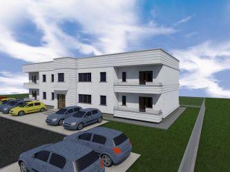 Apartament nou de vanzare, 3 camere Semidecomandat  Popas Pacurari