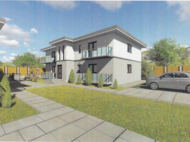 Apartament nou de vanzare, 3 camere Semidecomandat  Visani -3
