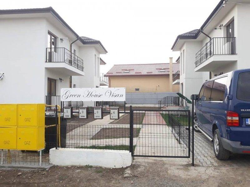 Apartament nou de vanzare, 3 camere Semidecomandat  Visani -5
