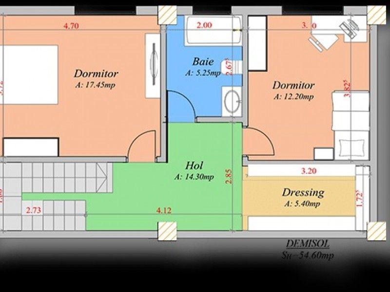 Apartament nou de vanzare, 4 camere Decomandat  Pacurari -1