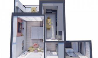 Apartament nou de vanzare, o camera Decomandat  Bucium