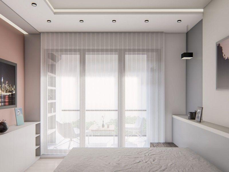 Apartament nou de vanzare, o camera Decomandat  Bucium -4