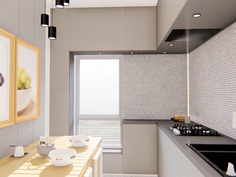 Apartament nou de vanzare, o camera Decomandat  Bucium -7