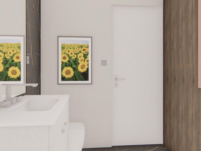 Apartament nou de vanzare, o camera Decomandat  Bucium -8