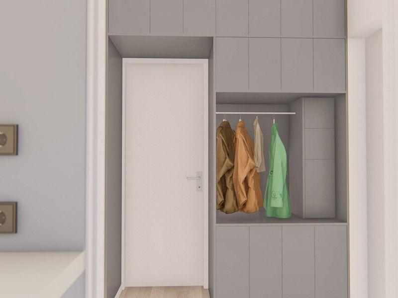 Apartament nou de vanzare, o camera Decomandat  Bucium -10