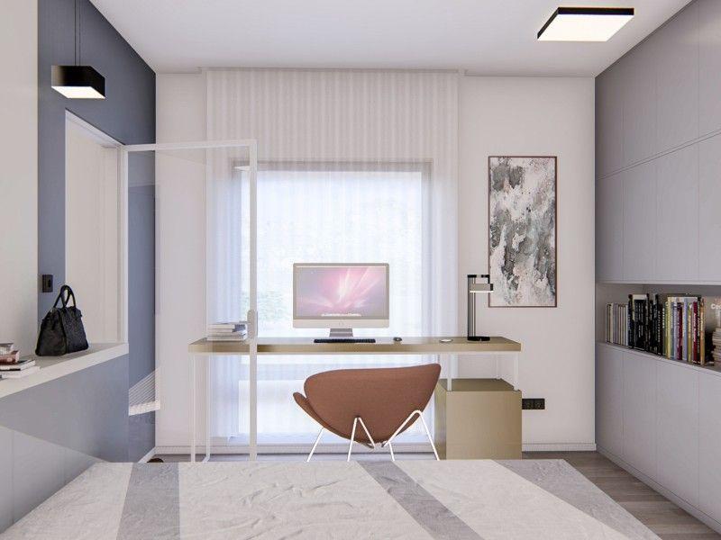 Apartament nou de vanzare, o camera Decomandat  Bucium -13