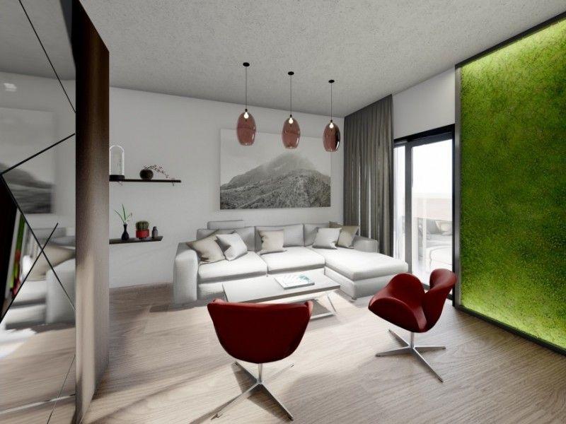 Apartament nou de vanzare, o camera Decomandat  Bucium -2