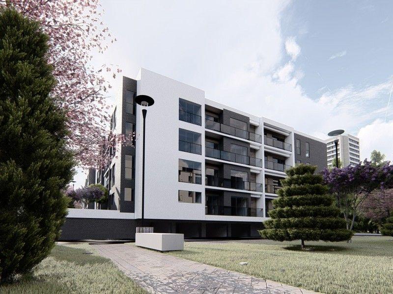 Apartament nou de vanzare, o camera Decomandat  Copou -3